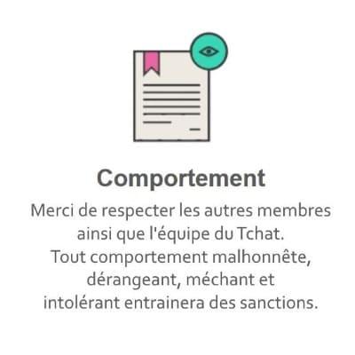 Règles du Tchat Gratuit de Rencontre-Artiste.eu